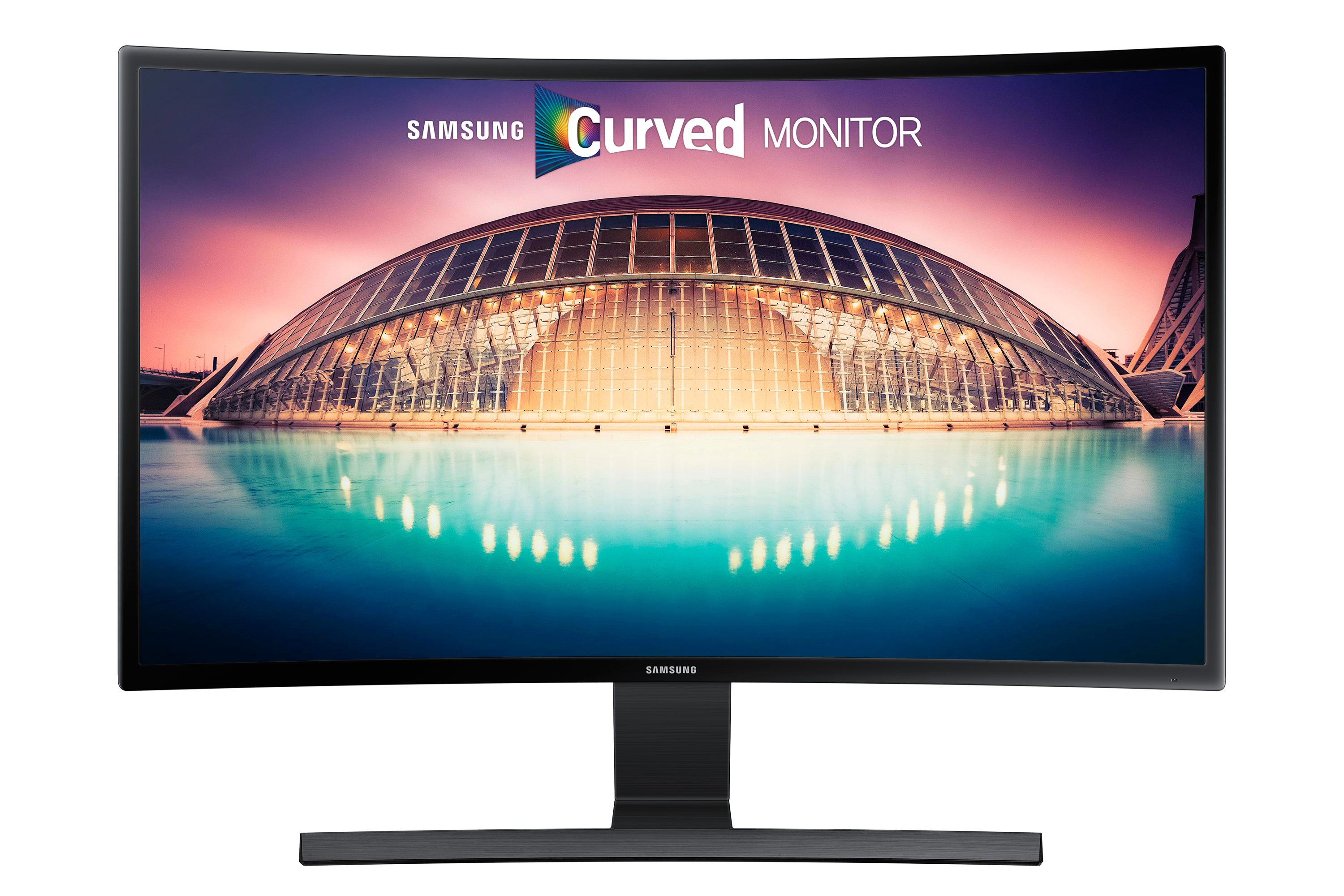 "จอภาพ LED Curved Monitor 24"" Full HD S24E510C"