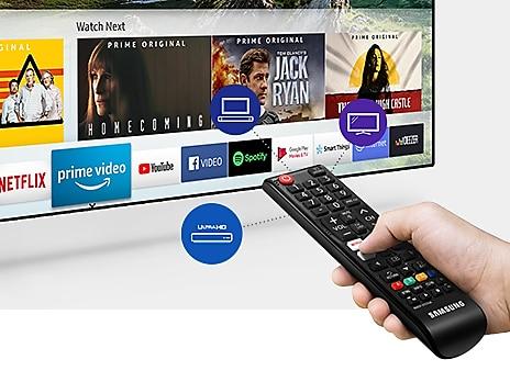 3. ฟังก์ชันของ Smart Hub และ One Remote