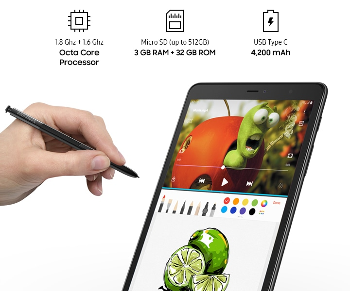 A tablet that won†t hold you back