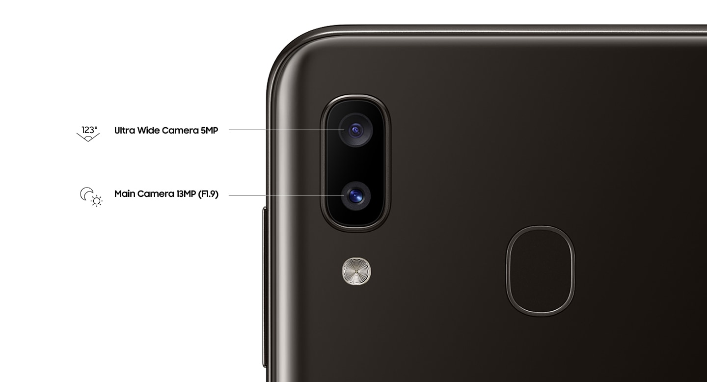 Dual cameras for epic moments