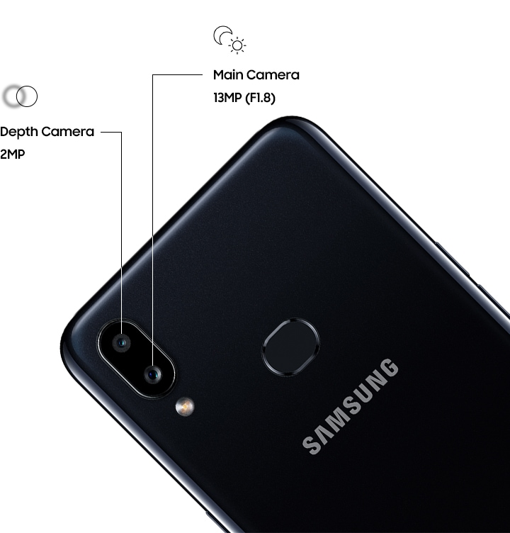 Dual cameras to capture the moment