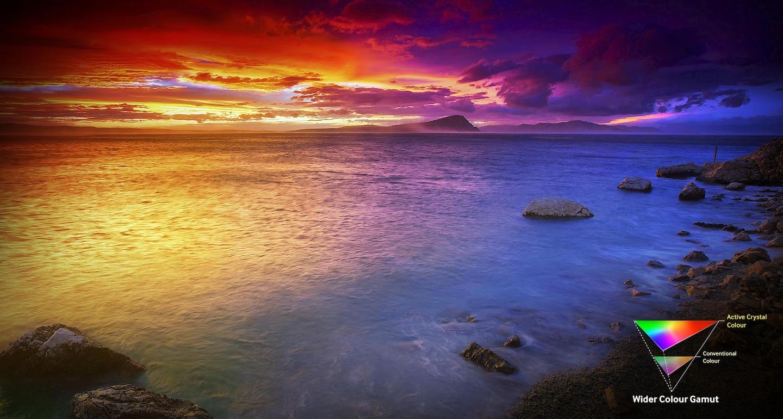 สัมผัสความงามของสีสันตามธรรมชาติ
