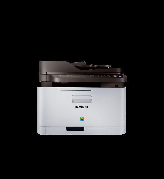 ปริ้นเตอร์ เลเซอร์มัลติฟังก์ชั่น สี SL-C460FW (18 / 4 ppm)