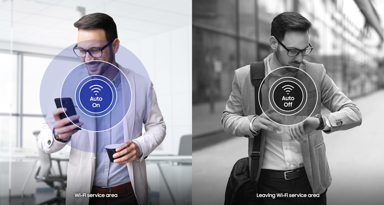 Kullanışlı Wi-Fi değişimi