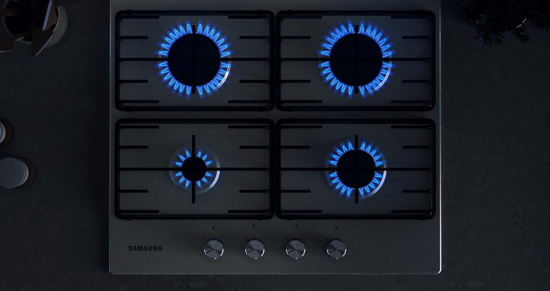 Daha hızlı pişirmek için yüksek ısı