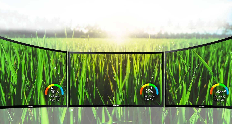 Samsung eko-tasarruf teknolojisi, çevreye saygılıdır ve enerji tüketimini azaltır