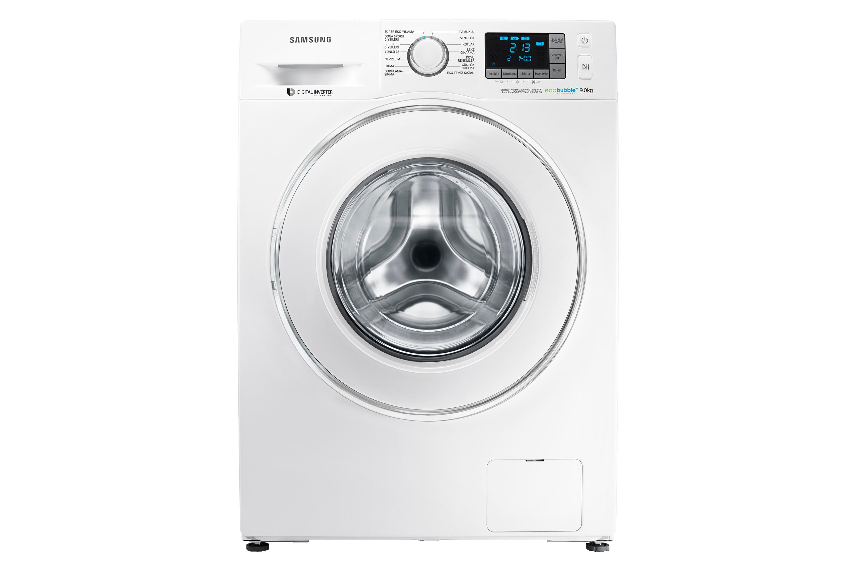 9 kg Eco Bubble Çamaşır Makinesi