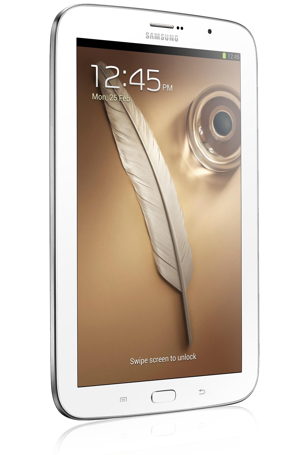 GT-N5105 Sol Açı Beyaz