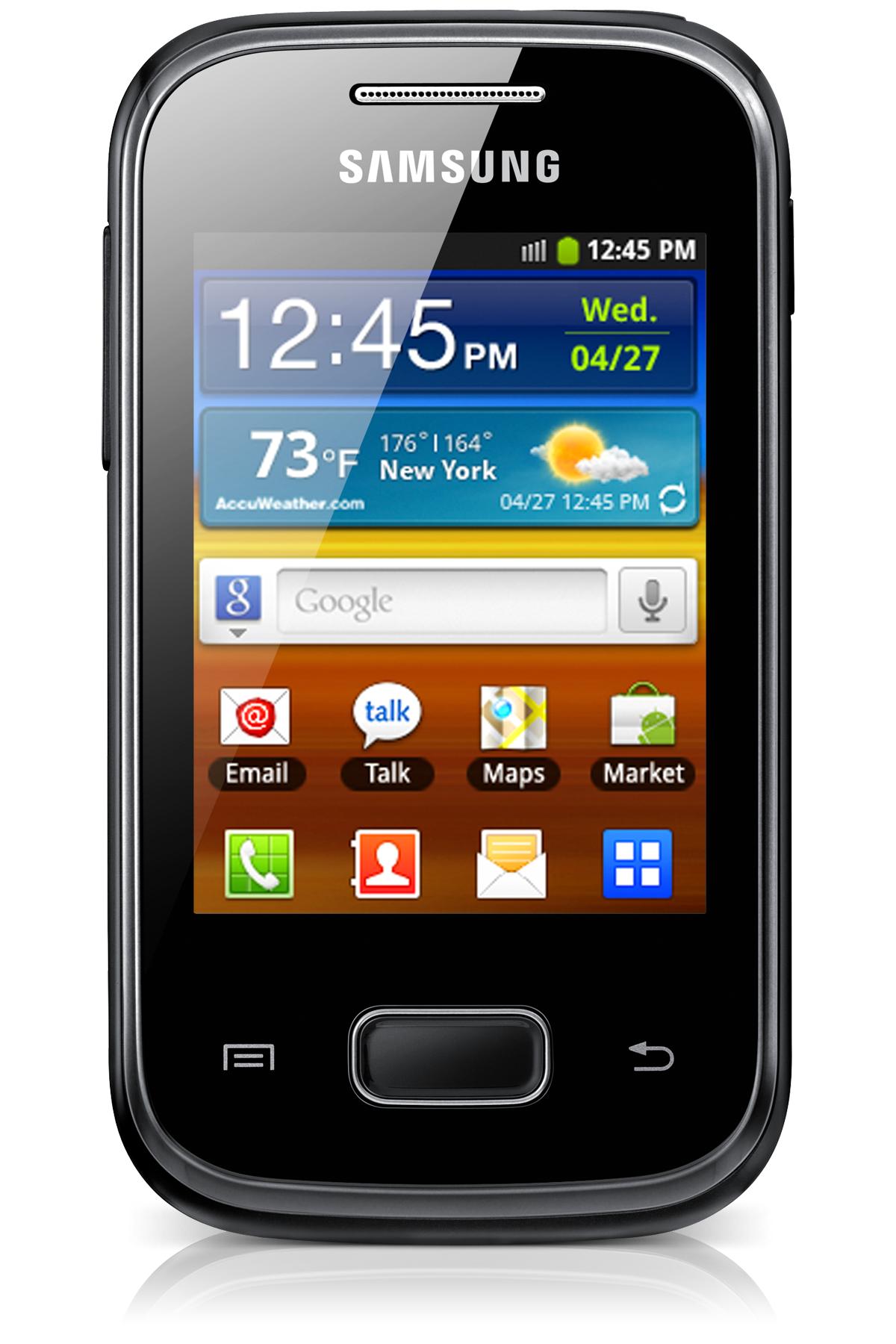 Galaxy Pocket Black