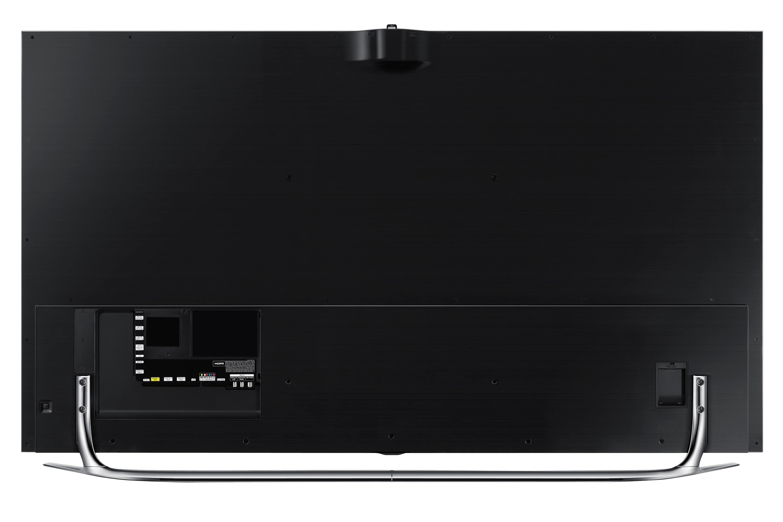 UE65F8000SL Arka Siyah
