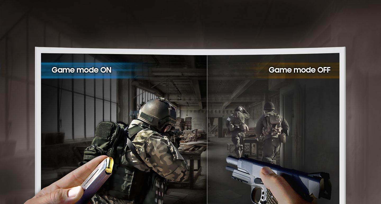 Game Mode 遊戲模式