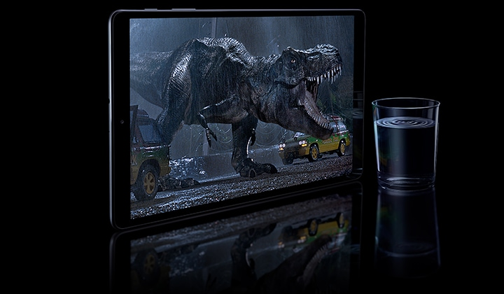 Next-generation fun in tablet form