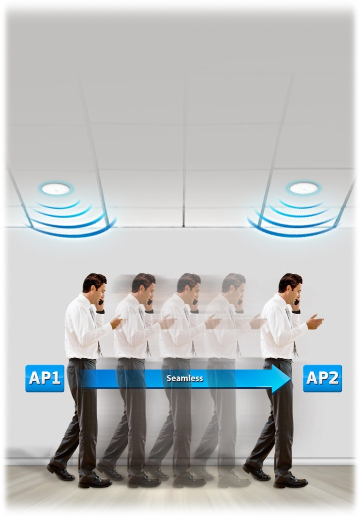 AirMove enables a seamless handover with LTE Technology