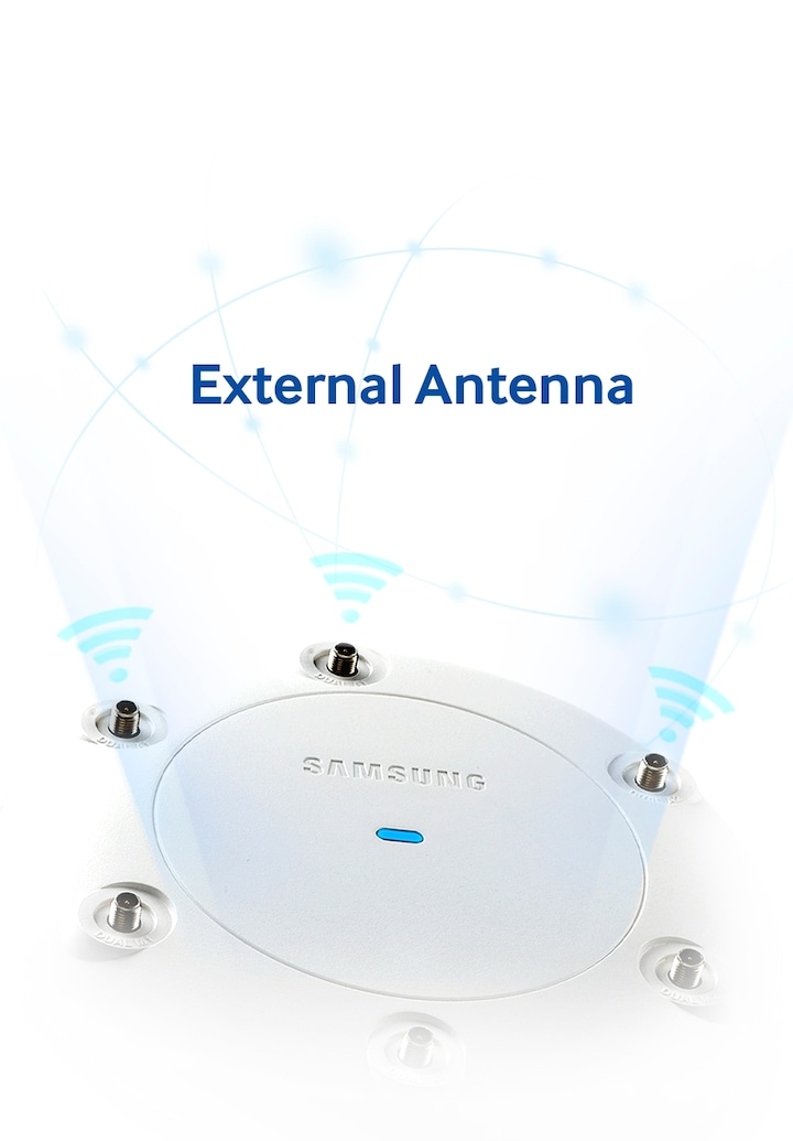 External Antenna Type Access point