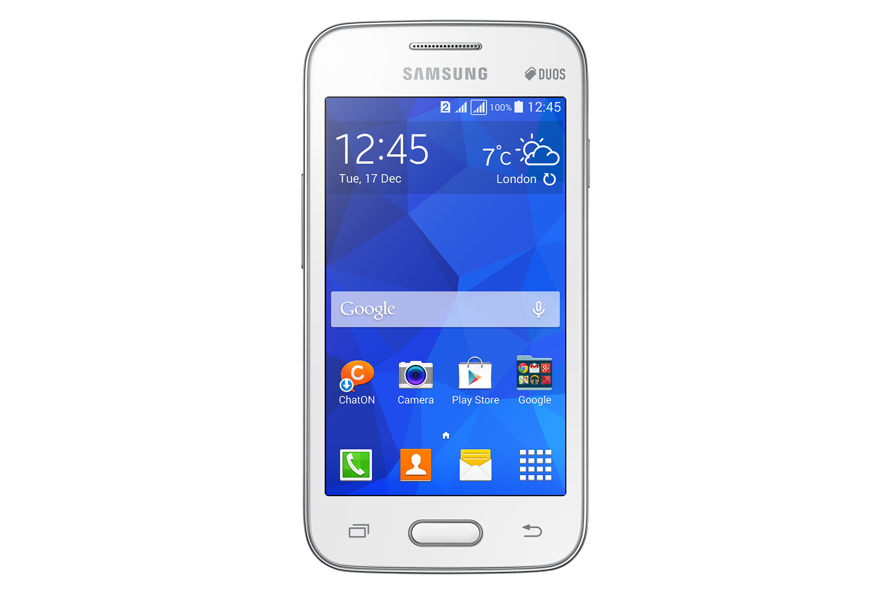 Galaxy Ace NXT (White)