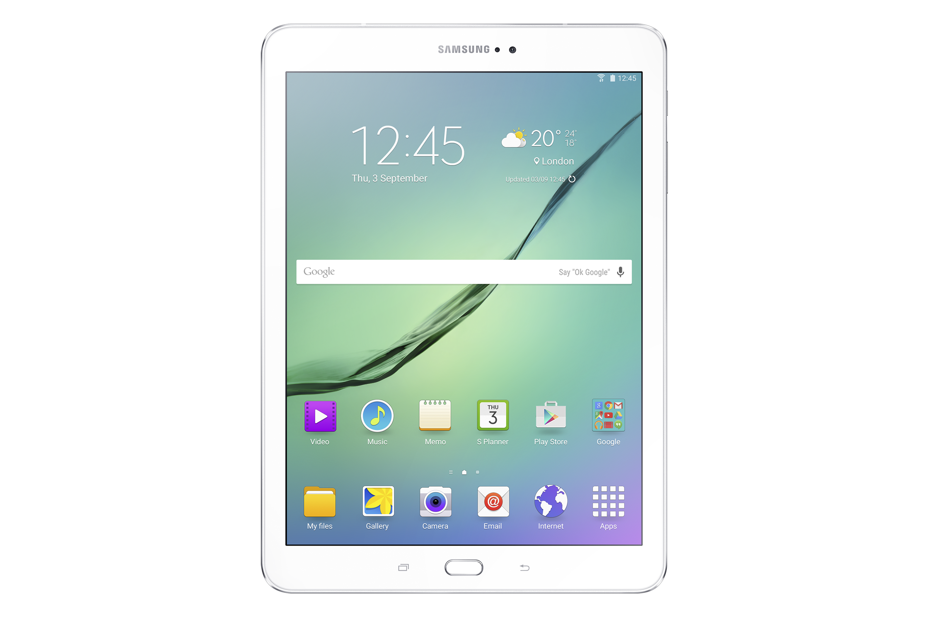 Galaxy Tab S2 (White)