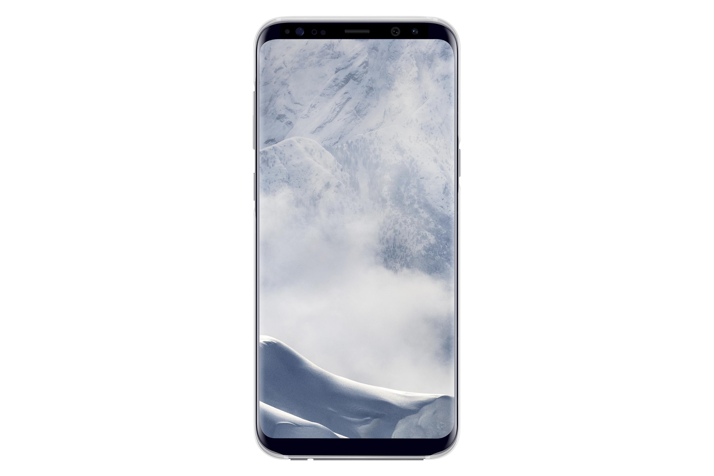 Чехол Clear Cover (Galaxy S8+)