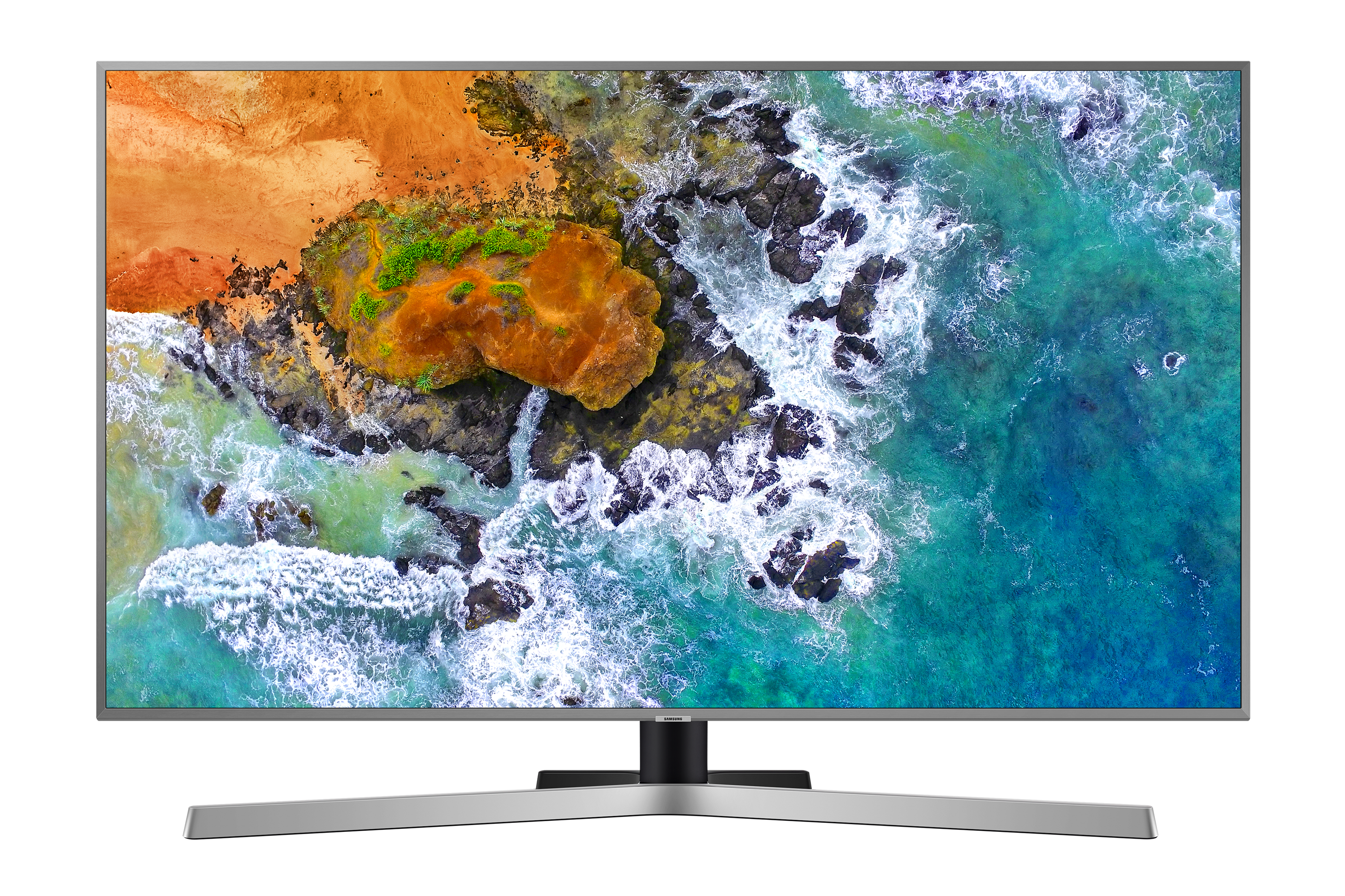 "43"" UHD 4K Curved Smart TV NU7470 Series 7 2018 (A)"