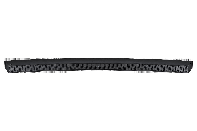 HW-J6000R, беспроводной изогнутый саундбар, 300 вт., 49 дюймов