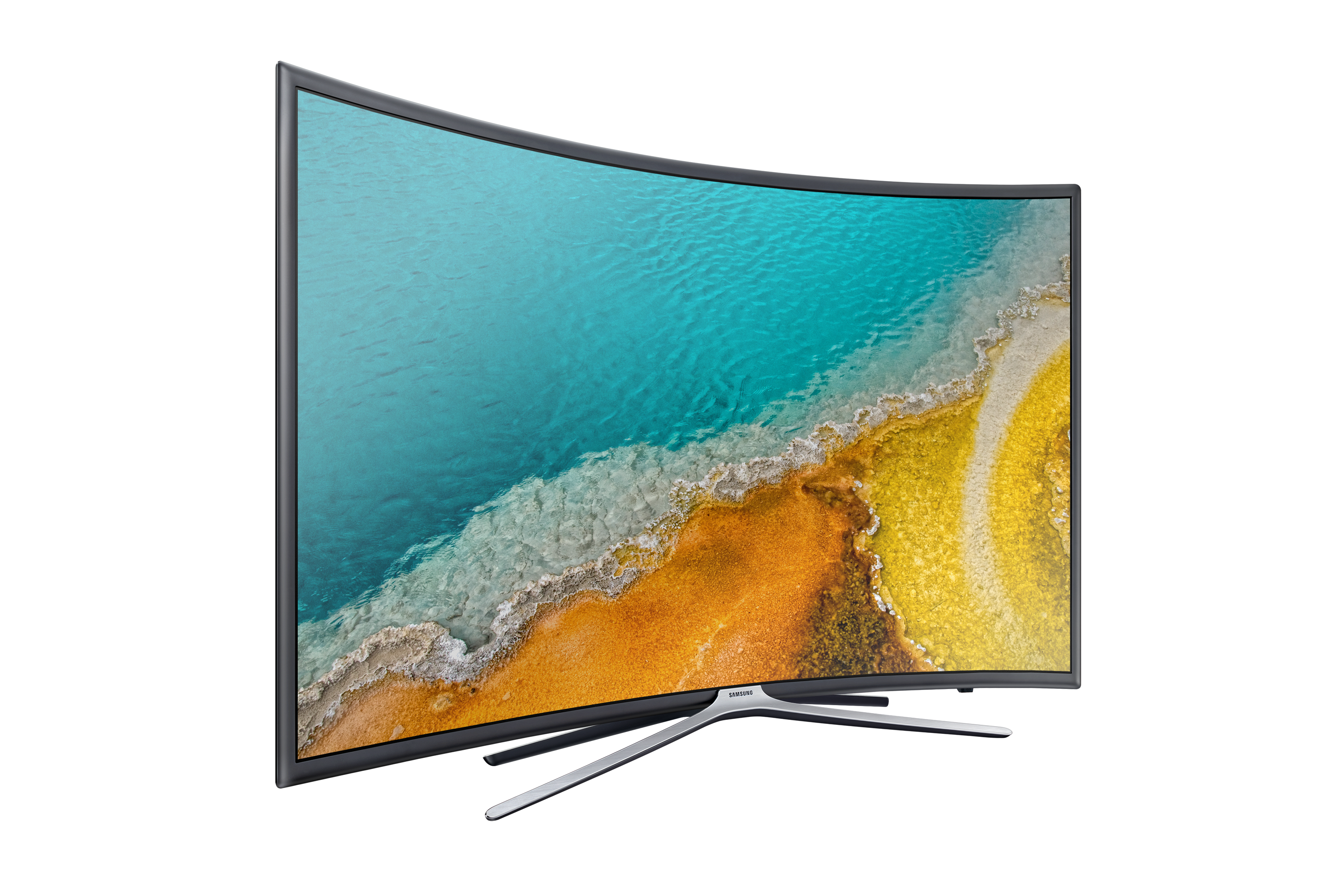 40'' Full HD Curved Smart TV K6500 Series 6