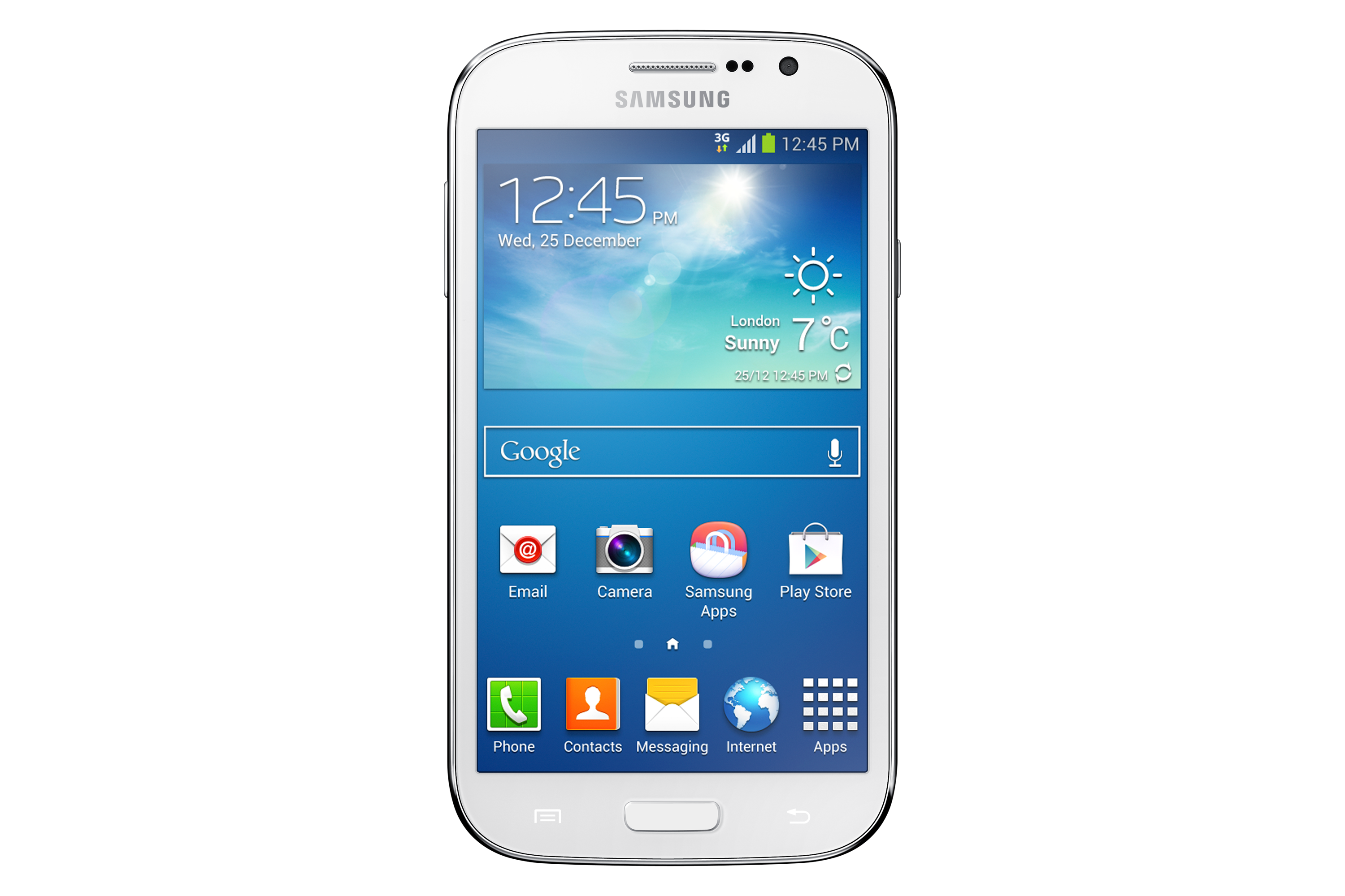 Galaxy Grand Neo Duos (White)