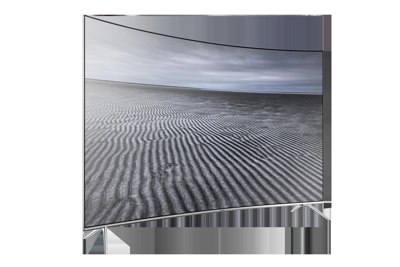 """55"""" Premium UHD 4K Curved Smart TV KS7500 Series 7"""