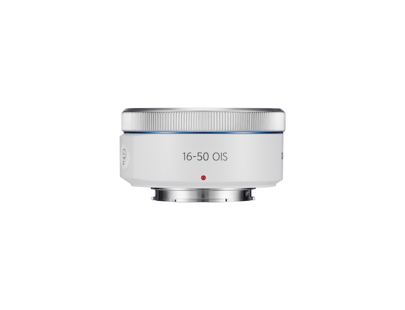 16-50mm F3.5-5.6 Power Zoom Front White