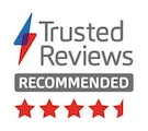 Trusted Reviews Recommended 4.5 Stars