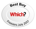 Which? Logo Freezers July 2017