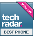 TechRadar Award