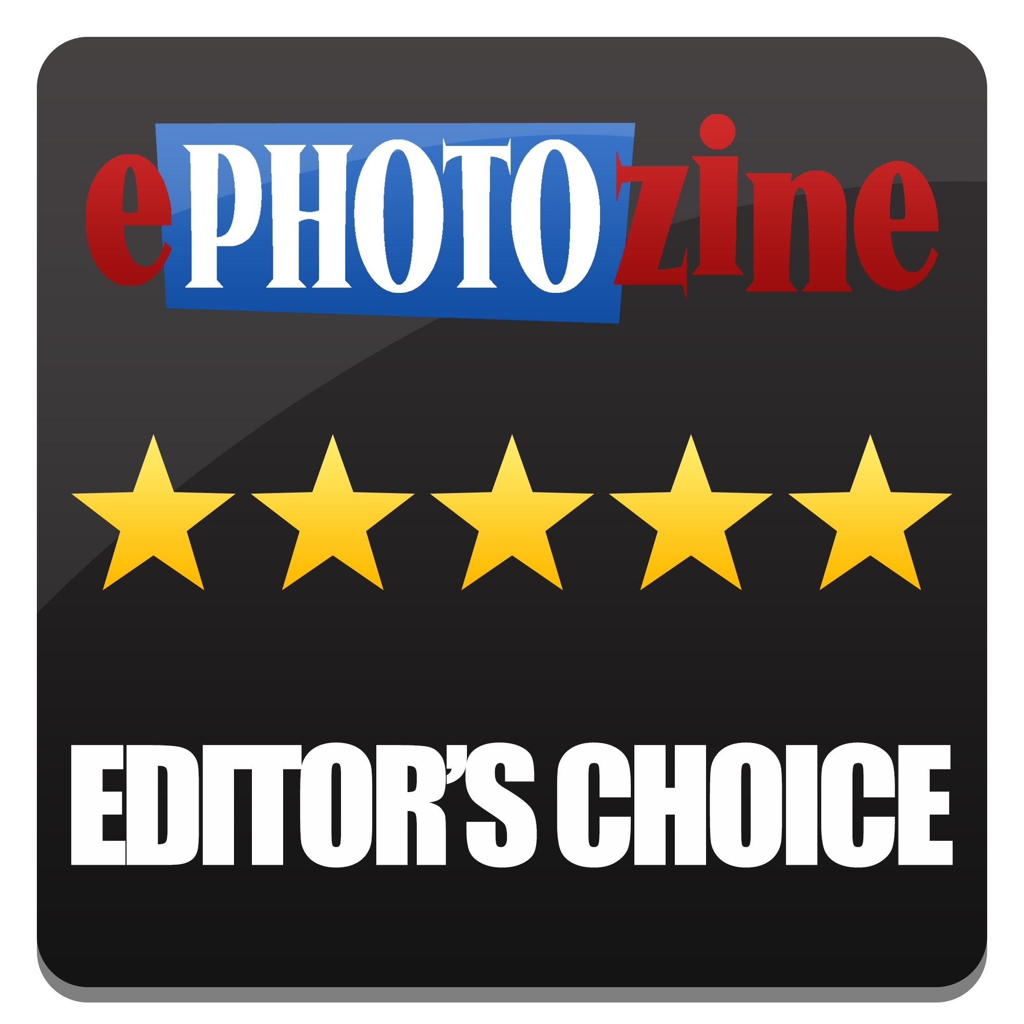 Ephotozine Editors Choice Award