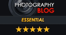 Photography Blog Essential Award