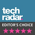 Tech Radar – Editor's Choice