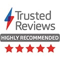 Trusted Reviews Highly Recommended