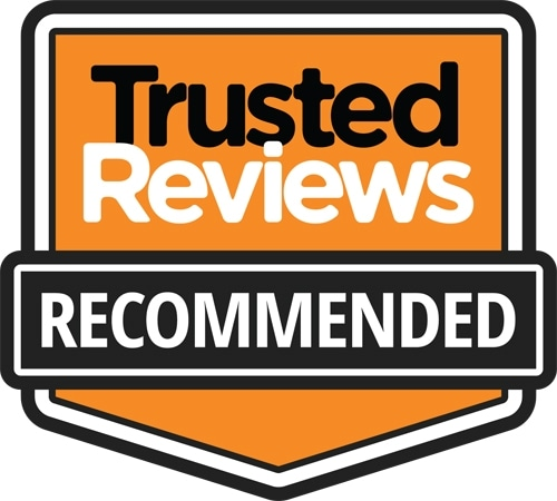 Trusted Reviews - Recommended Award for UE55MU8000