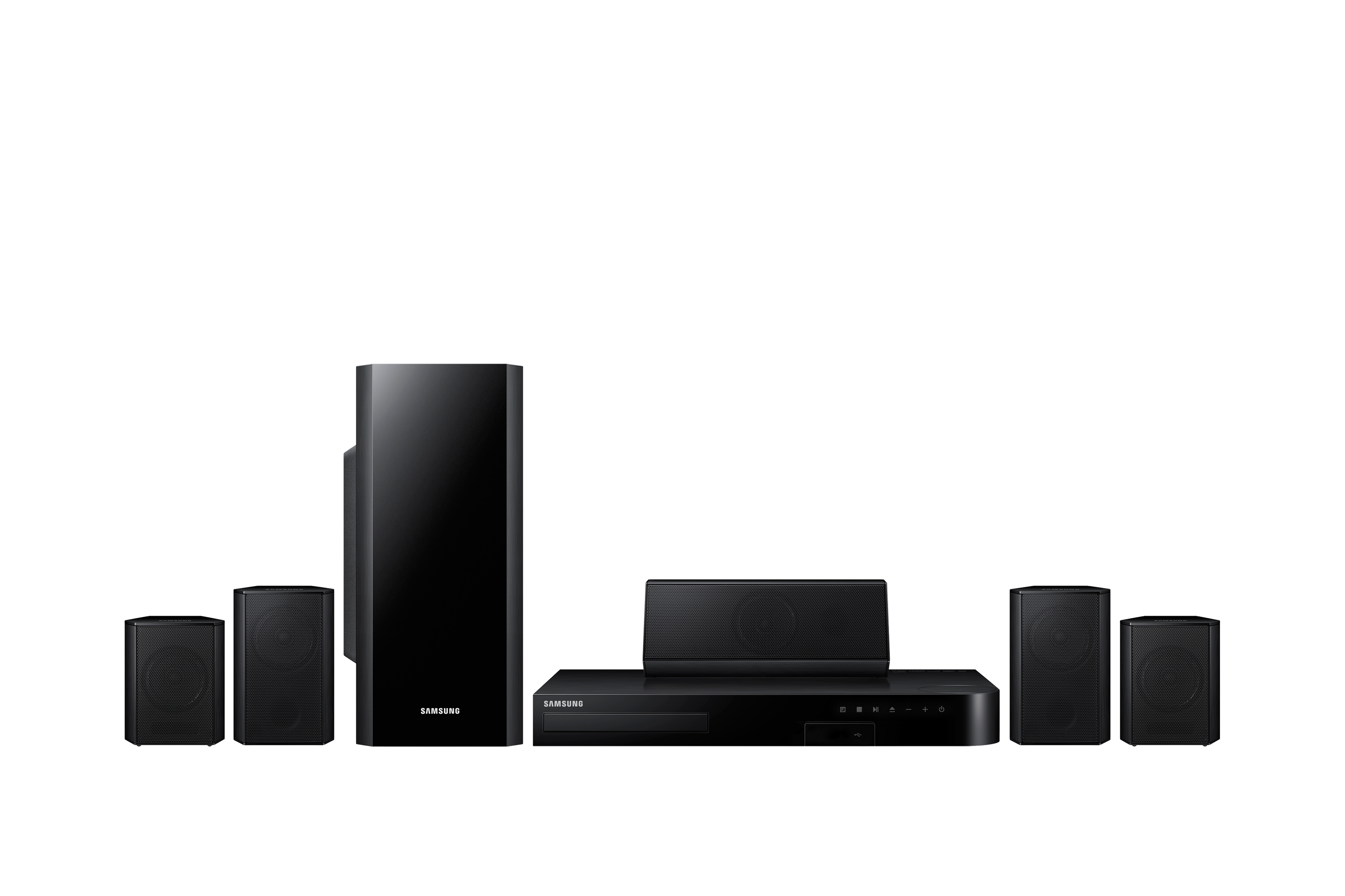 HT-H5500 5 Speaker 3D Blu-ray & DVD Home Theatre System