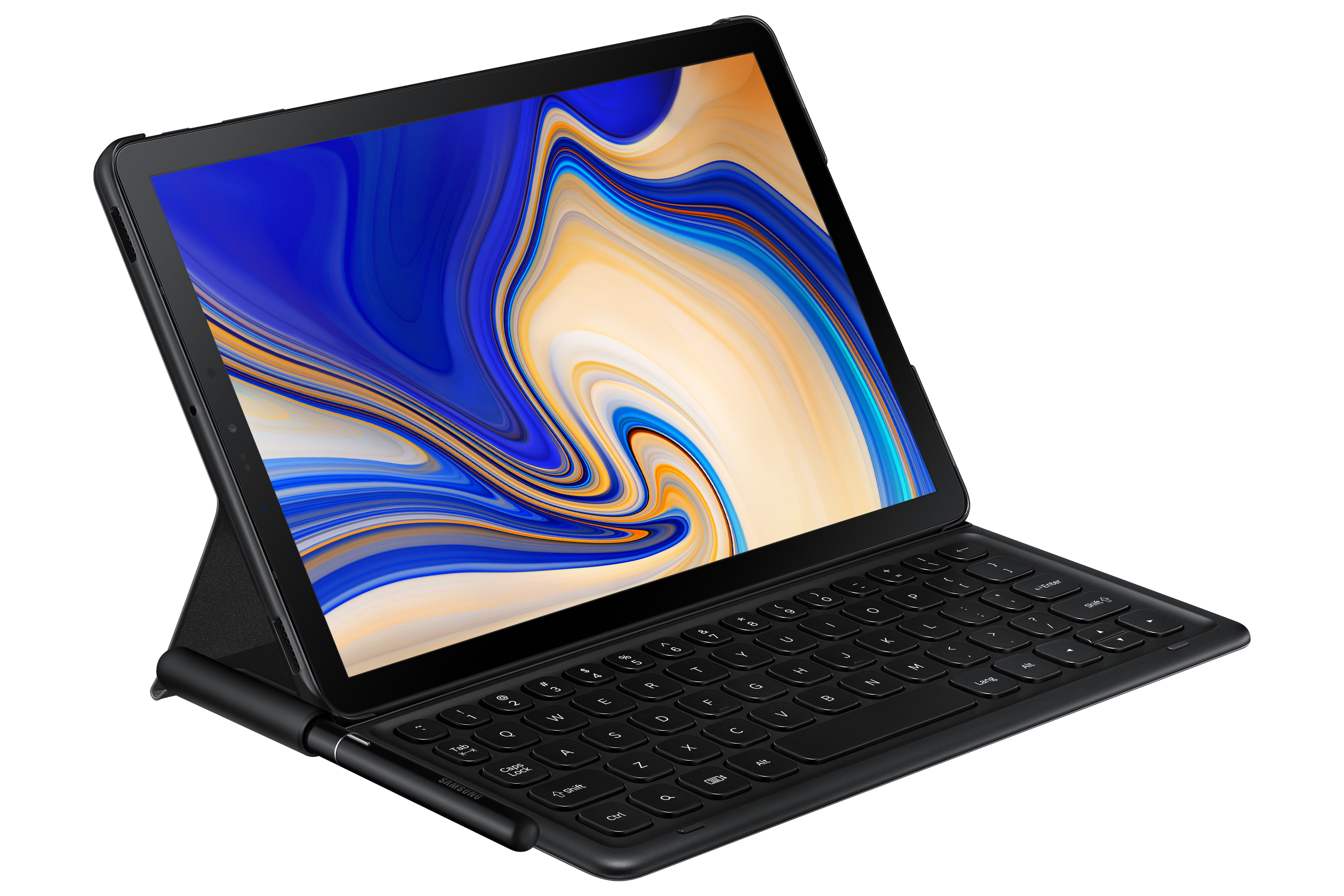 Galaxy Tab S4 Keyboard Book Cover | Samsung Support UK