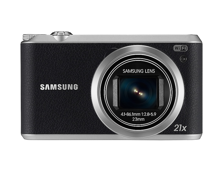 b7a228f449b Samsung WB350F 16.3MP Smart Camera - Wi-Fi