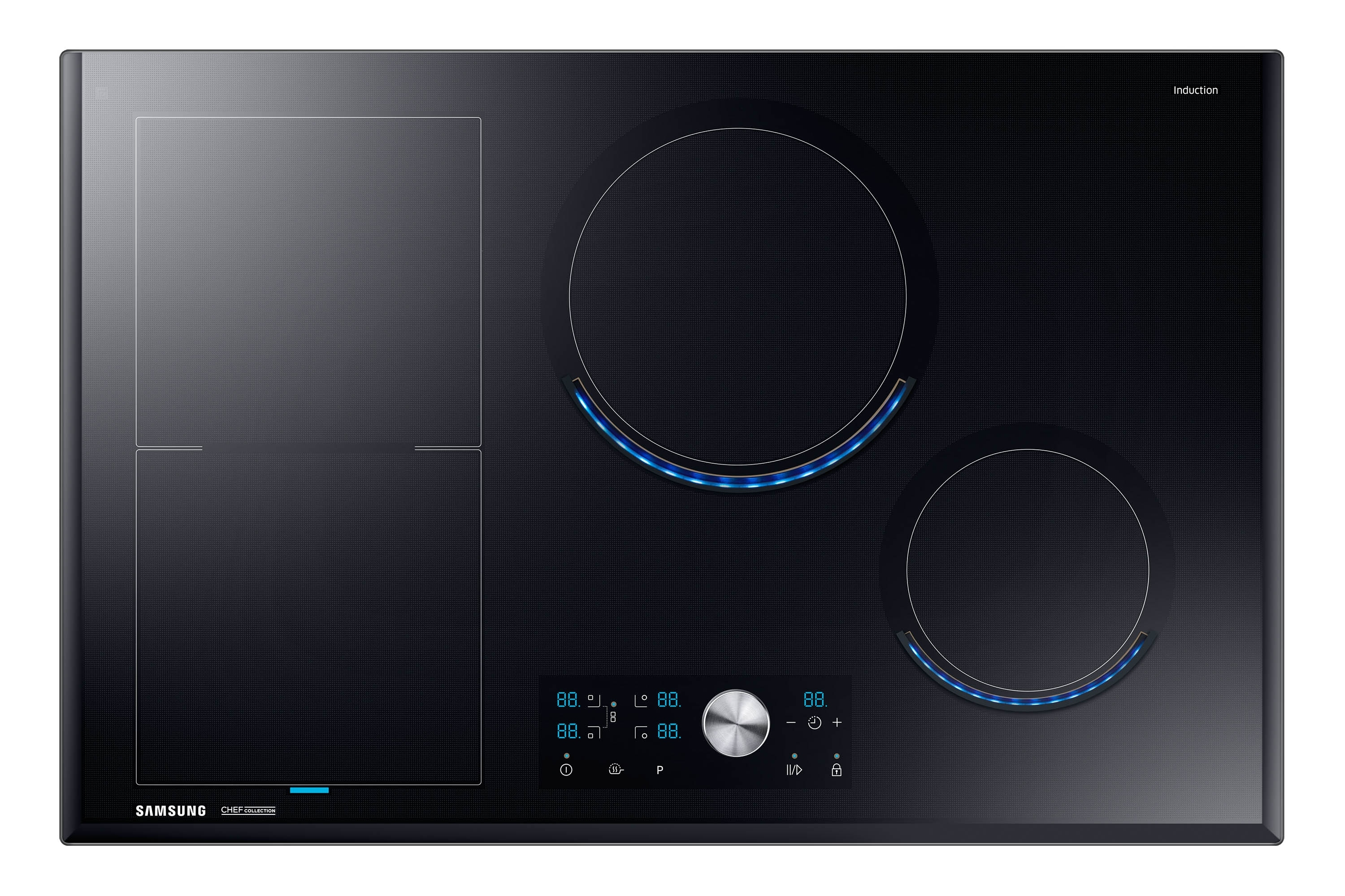 NZ9000 Chef Collection Induction Hob with Virtual Flame Technology™