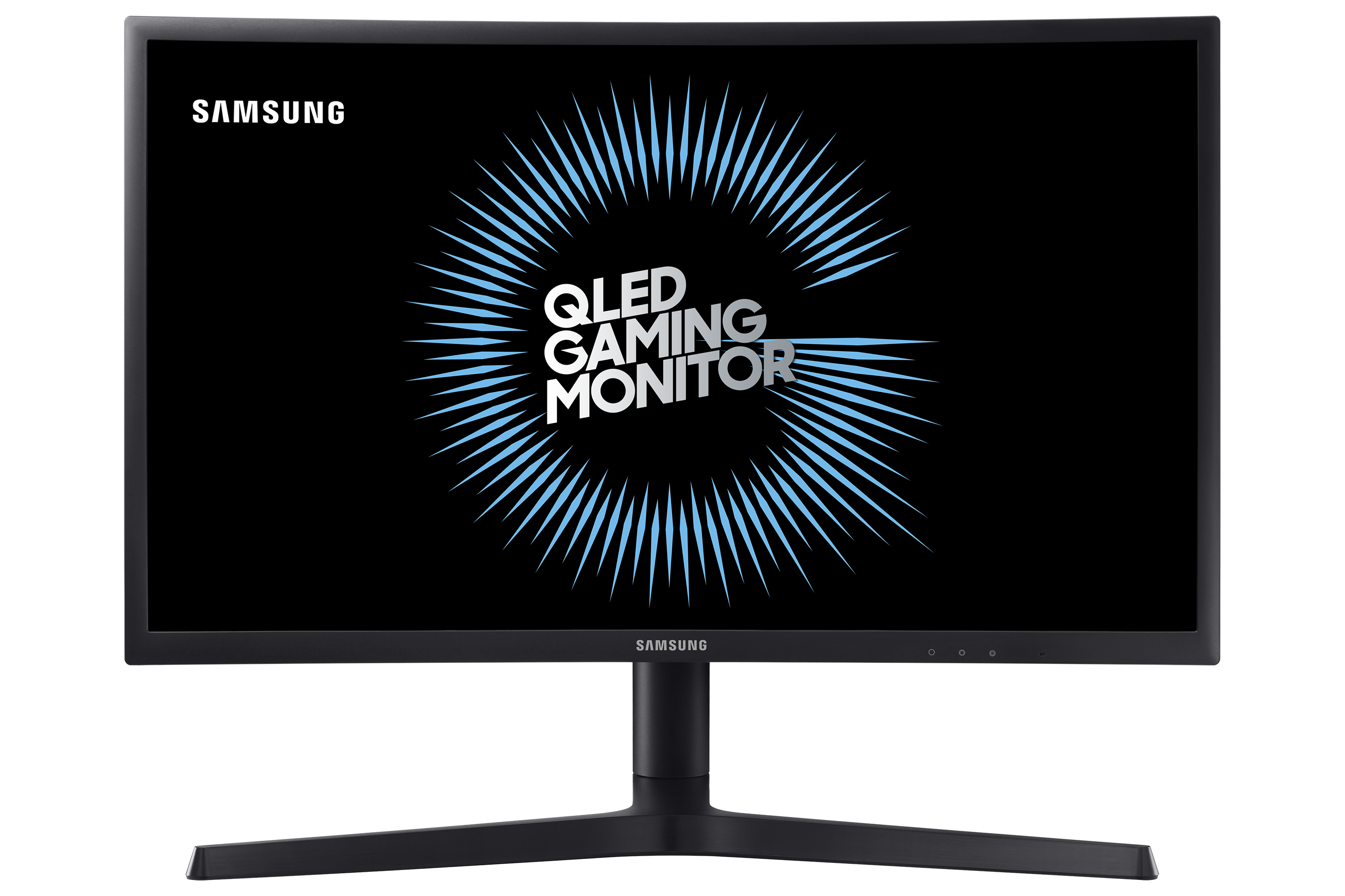 "24"" CFG70 Curved Full HD QLED Gaming Monitor"
