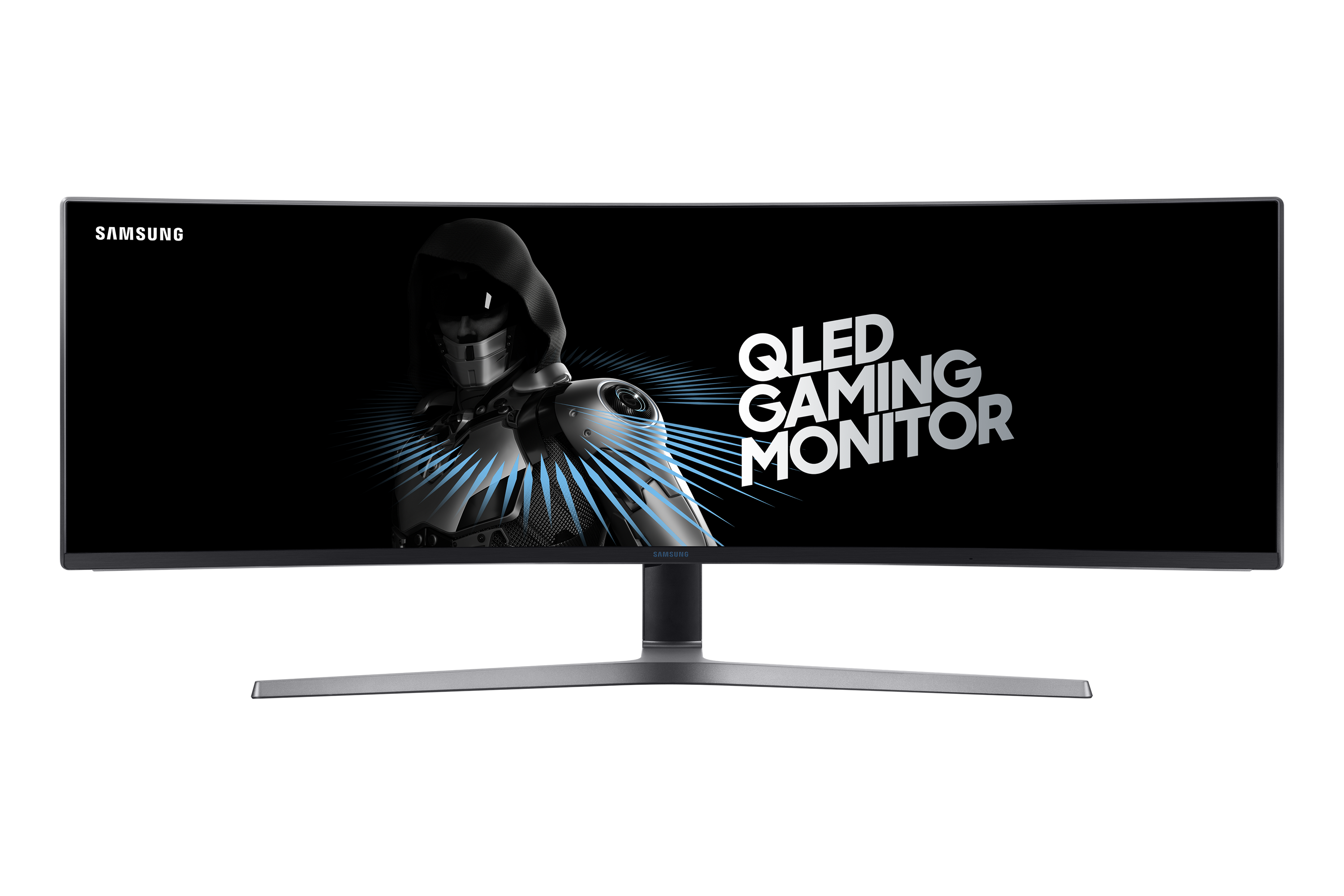 """49"""" Curved HDR QLED Gaming Monitor"""
