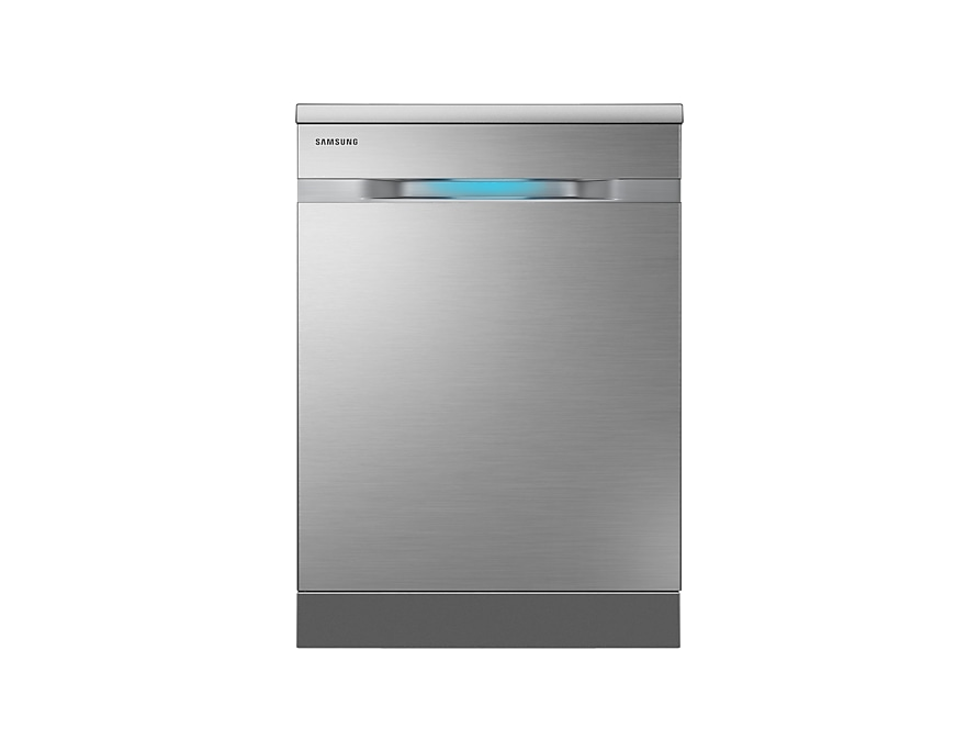 WaterWall™ Dishwasher Front Silver