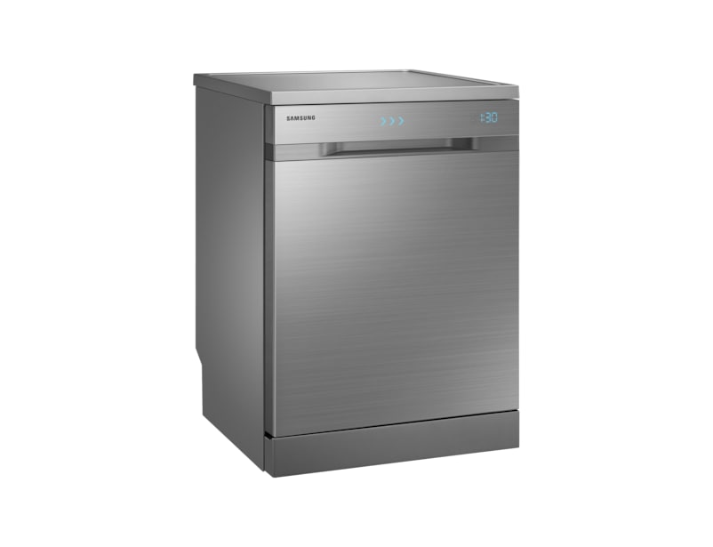 WaterWall™ Dishwasher L Perspective Silver