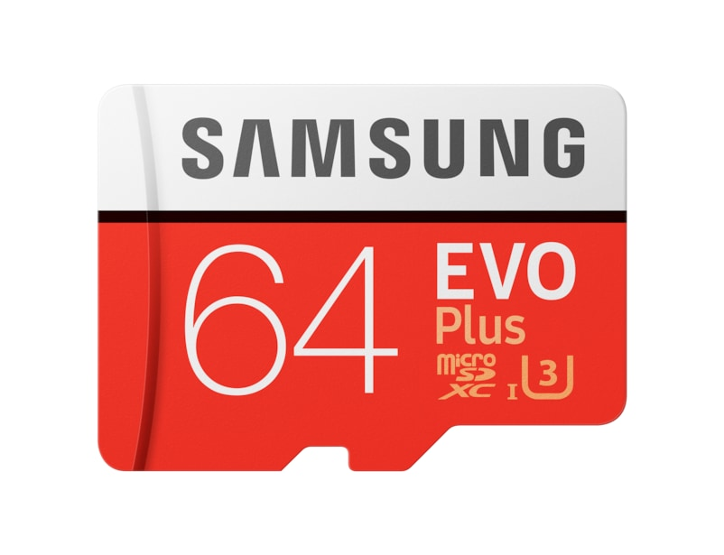 64gb evo microsdxc card with adapter micro sd card. Black Bedroom Furniture Sets. Home Design Ideas