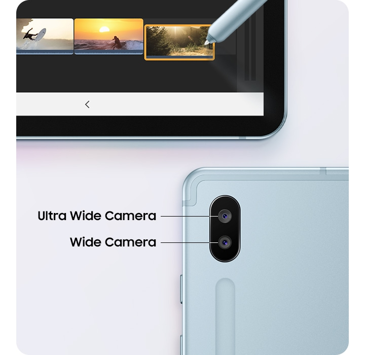 The world's first Ultra-wide Dual Camera for every moment of inspiration