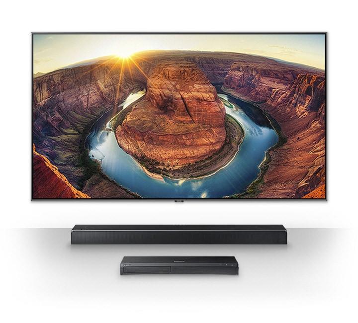 Samsung Harman/Kardon HW-N950 Cinematic Wireless Smart Soundbar with