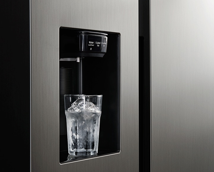 Raise a glass to fresh filtered water