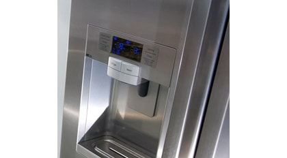 Tall Water and Ice Dispenser