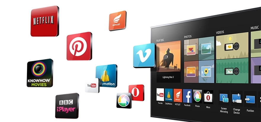 Explore and enjoy over 100 great apps