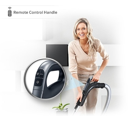 Easy to reach controls